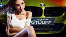BMW女神秀