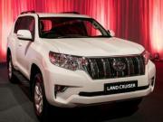 丰田新款普拉多正式开售!3月开始交付/搭2.8L